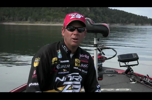 Kevin VanDam on Choosing Lure Color